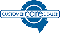 Customer Care Dealer Badge